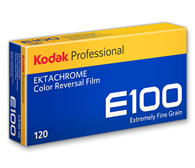 Kodak Ektachrome E100 120 Roll Film 5%