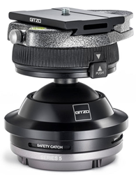 Gitzo GH5381SQD Systematic Ball Head