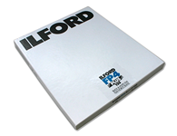 Ilford FP4 Plus 10x8 25 sheets