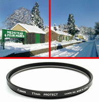 Canon Protector Filter