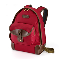 Billingham 35 Rucksack burgundy/chocolate