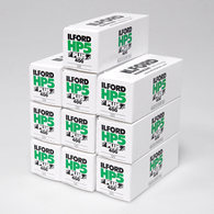 Ilford HP5 Plus 120 Roll Film 10 Pack