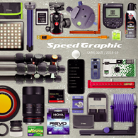 Speed Graphic Catalogue (non-UK destinat