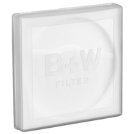 B W Single Filter Case up to 52mm