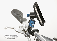 Novoflex PHONE-BIKE Clamp