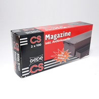 Gepe 4309 2x100 CS Magazines   Box