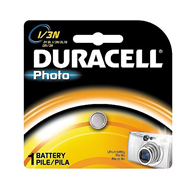 Duracell DL1/3N Lithium Battery