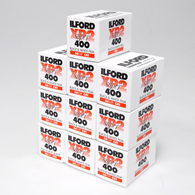 Ilford XP2 Super 135-36 10 Pack