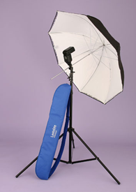 Lastolite All-In-One Umbrella Kit 80cm 2
