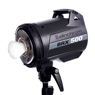 Elinchrom BRX 500/500 Softbox Kit