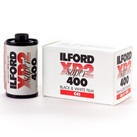 Ilford XP2 Super 35mm 135-36 10 Pack
