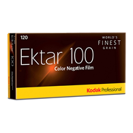 Kodak Ektar 100 120 Roll Film 5 pack