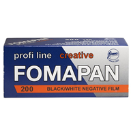 Fomapan 200 120 Roll Film
