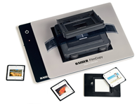 Kaiser 2458 FilmCopy Vario Kit with light panel
