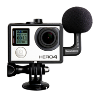Saramonic Stereo Microphone for GoPro Ac
