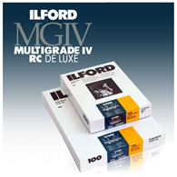 Ilford Multigrade IV RC Satin