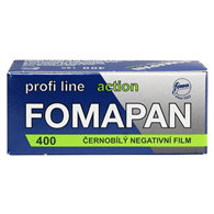Fomapan 400 120 Roll Film