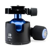 Benro G-3 Low Profile Ball Head