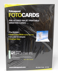 Fotospeed Fotocards A5