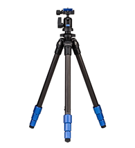 Benro Slim CF Tripod Kit with N00 Ba