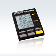 Paterson Triple Timer Clock
