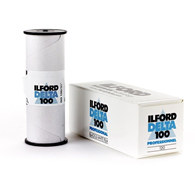Ilford Delta 100 120 Roll Film