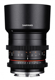 Samyang 35mm T1.3 VCSC ED AS UMC Fuj