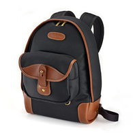 Billingham 35 Rucksack black/tan