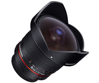 Samyang 8mm f3.5 UMC Fisheye CS II N