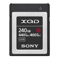 Sony XQD G Series 240GB
