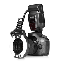 Kenro KFL201N Macro Ring Flash Nikon