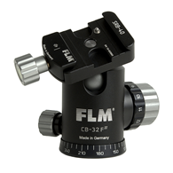 FLM CB-32F Ball Head with SRB-40 Quick