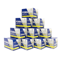 Fomapan 100 35mm 135-24 10 Pack