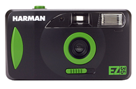 Harman EZ-35 Motorised Camera with Flash and Film
