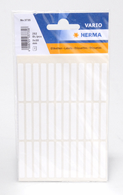 Herma 35x5mm Slide Labels White (252%2