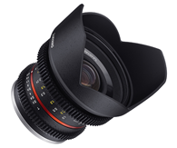 Samyang 12mm T2.2 Cine NCS CS Sony E