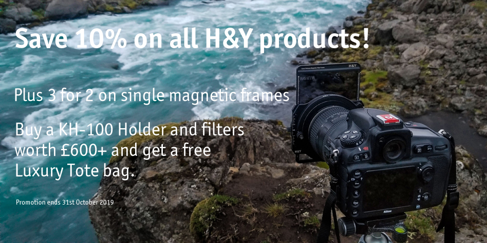 Save 10% on H&Y filters and hardware