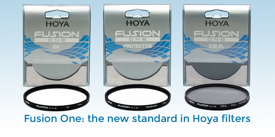 Hoya Fusion One filters in stock